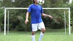 Soccer Tricks, Skill, Professional, Sports - stock footage