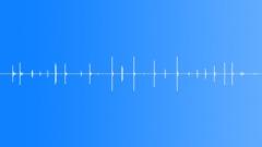 Foley Hand Slap Concrete Sound Effect