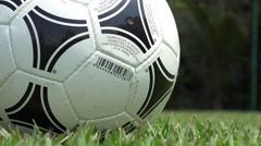 Soccer Ball, Futbol, Footy, Sports - stock footage