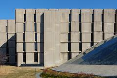 Joseph Regenstein Library Stock Photos