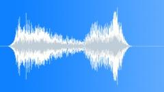 Action Slowdown Whoosh Logo - sound effect