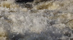 Force River water Stock Footage