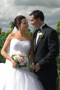 Wedded Bliss Stock Photos