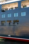 Cruise Liner Feature Stock Photos