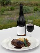 Food & Wine - stock photo