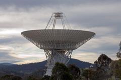 Radio Telescope - stock photo