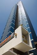 Eureka Tower - stock photo