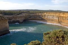 Coastal Scenery, Southern Victoria, Australia - stock photo