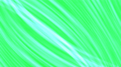 Abstract Green Background Strings Glow 4K Stock Footage