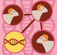 science - stock illustration