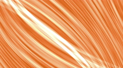 Abstract Orange Background Strings Glow 4K Stock Footage