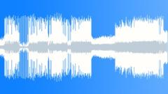 Reflective Energetic Rock Instrumental - stock music