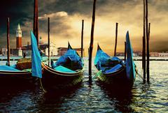 Stock Photo of Venecie - travel romantic pleace
