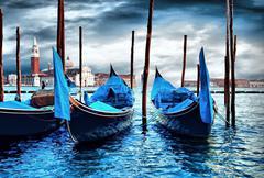 Stock Photo of Venezia - travel romantic pleace