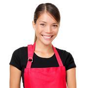 Small business owner portrait Kuvituskuvat