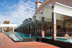 Parliament of Botswana Stock Photos