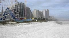 Florida DaytonaBeach 24svKBv Stock Footage