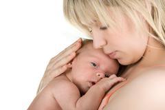 Stock Photo of motherhood
