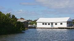 Florida OakHill SeminalRest  Cape CanaveralSPark 03svv - stock footage
