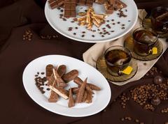 tea party - stock photo