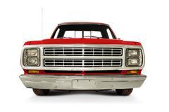 Dodge Adventurer 150 - stock photo