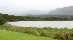 Lough Leane Lower Lake - stock footage