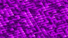 Abstract Purple Background Blocks 4K - stock footage