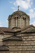 Church of the Holy Apostles in Athens Greece Stock Photos