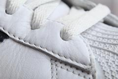 Shoes/Trainers/Sneakers - close-up view Stock Photos