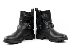 Ankle boots Women Stock Photos