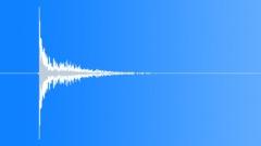Hit (reverb version): slap, attack, beat, impact sound Sound Effect