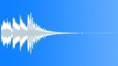 Celeste and bells ending ding - sound effect