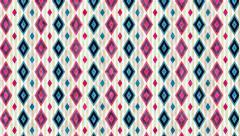 Geometry019 lozenge motion background Stock Footage