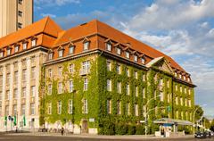 Berlin-Spandau Town Hall (Rathaus Spandau), Germany Kuvituskuvat
