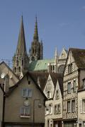 Chartres - stock photo