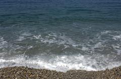 Martinique, Sainte Anne, beach of  les Salines - stock photo