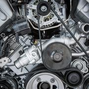 Car Engine - Modern powerful car engine(motor unit - clean and s Kuvituskuvat
