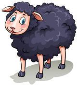 One black sheep Piirros