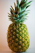 Whole Pineapple Stock Photos