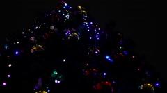 Christmas Light - stock footage