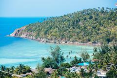 Koh Phangan - stock photo