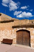 Stock Photo of Alcudia Old Town in Majorca Mallorca Balearic