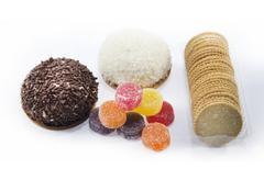 Delicious Sweets Stock Photos