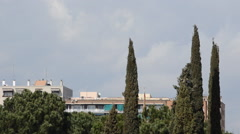 Middle Class Residential Area Arkistovideo
