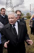 Jaroslaw Kaczynski  Former Prime Minister of Poland Stock Photos