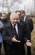 Jaroslaw Kaczynski  Former Prime Minister of Poland - stock photo