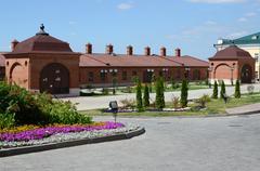 Kazan Kremlin. West Building of the Artillery court - stock photo