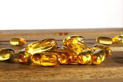 dietary supplement - stock photo