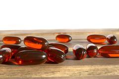 Stock Photo of dietary supplement
