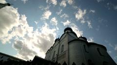 Big, beautiful Church Stock Footage